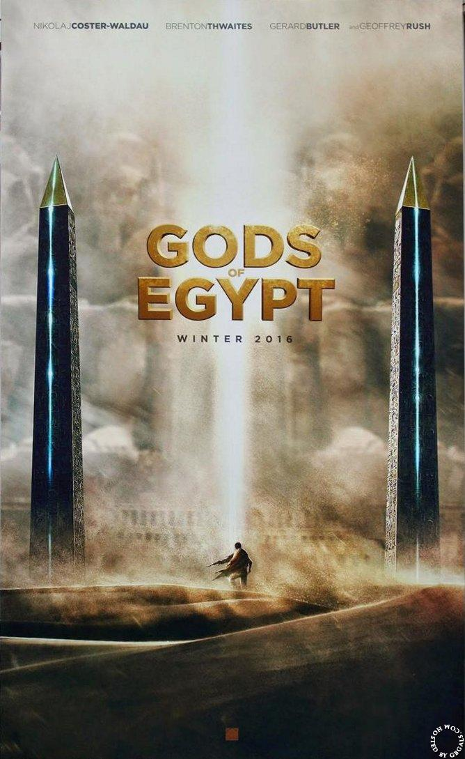 Film Gods of Egypt 2016 DVDRip Subtitle Indonesia