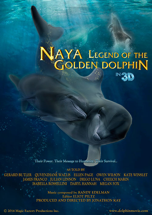 Naya: Legend of the Golden Dolphin